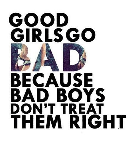 like word quote quotes bad boys good gone bad 2c7ef0474f44 flickr