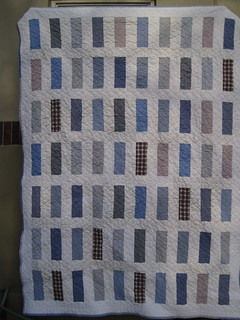 a man quilt | by Leigh - leedle deedle quilts