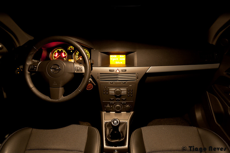 Opel Astra H Cosmo Interior | Testing my new Tamron 17-50 2.… | Flickr