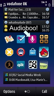 Audioboo, N8: App Icon | by whatleydude