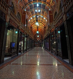 County Arcade in Leeds | by Chris McLoughlin