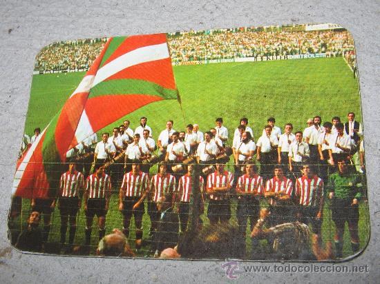Athletic Bilbao Calendario.Calendario Futbol Athletic Bilbao 1980 Publicitario Flickr