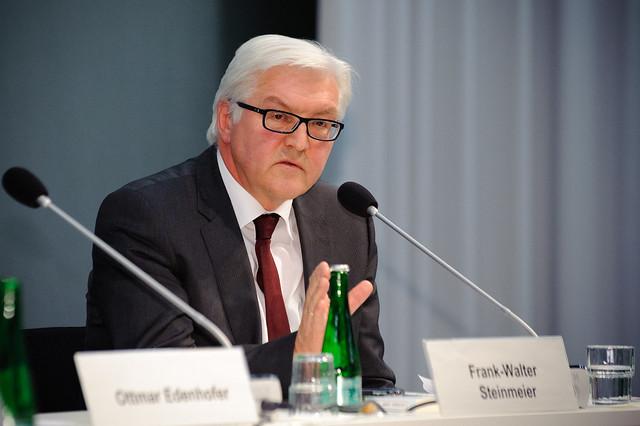 Dr. Frank-Walter Steinmeier, Fraktionsvorsitzender SPD