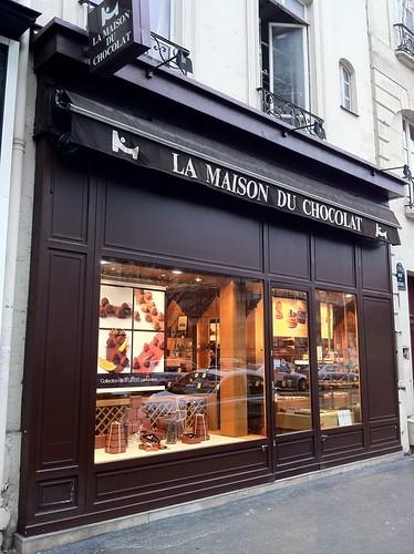 La maison du chocolat chocolatier frederic racape flickr for La maison du carrelage blagnac