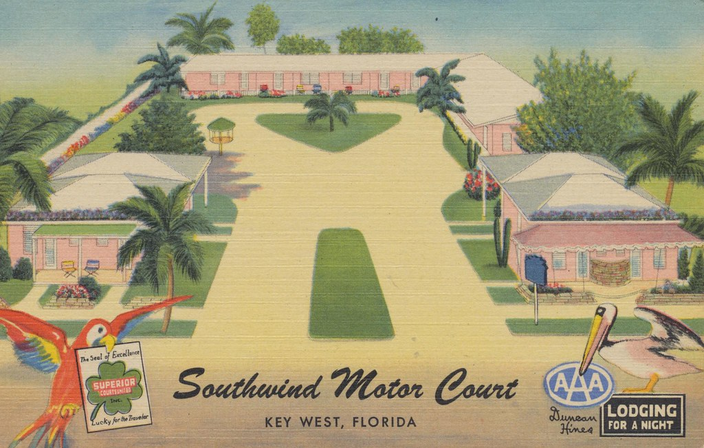 Southwind Motor Court - Key West, Florida