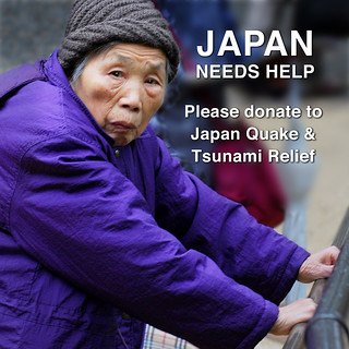 There is no more tears to cry... Help survivors of Japan disaster overcome their plight... | by williamcho
