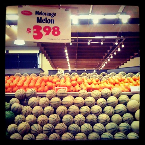 Melorange Melons? | by johnnywangphotography
