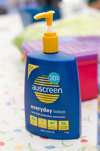 Sunscreen | by Tom Newby Photography