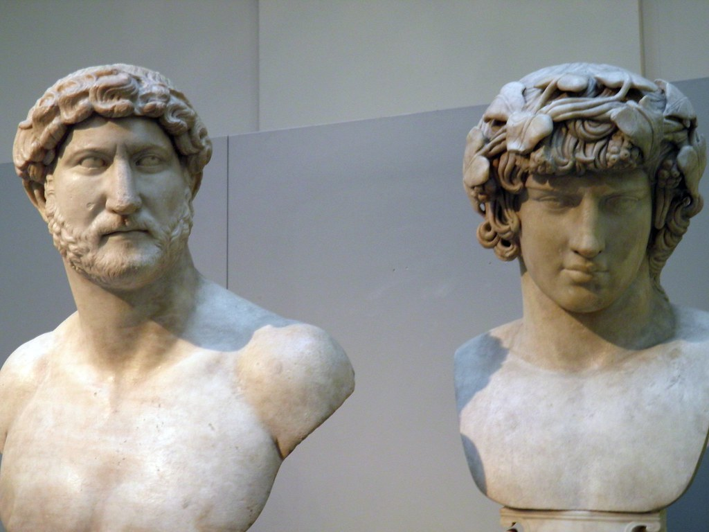 hadrian and antinous