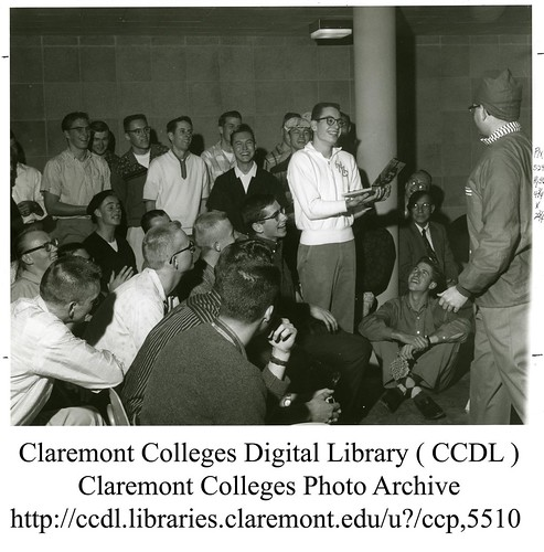 Christmas party, Harvey Mudd College | by Claremont Colleges Digital Library