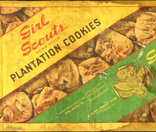 girl scout cookies 1940 s collectologist2 flickr