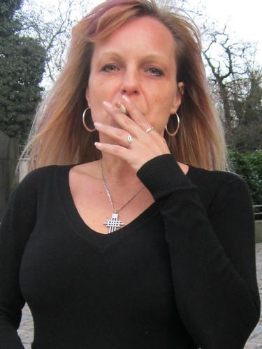 smoking monika flickr