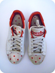zapatillas adidas de lunares