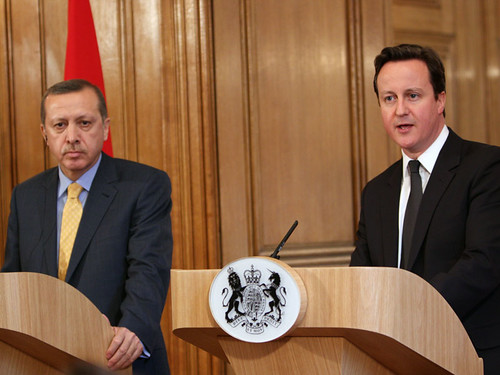 PM and Recep Tayyip Erdogan | by UK Prime Minister