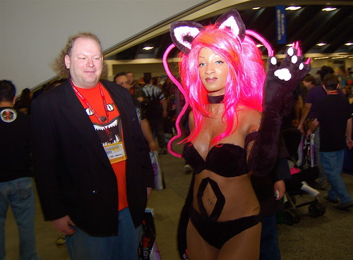 Wonder Con 2011: Cool Cats | by earthdog