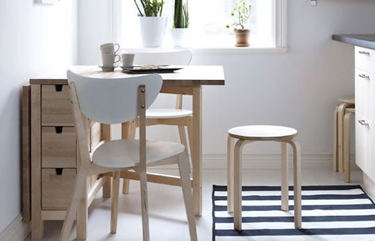 ... NORDEN Gateleg Table | By Heath U0026 The B.L.T. Boys