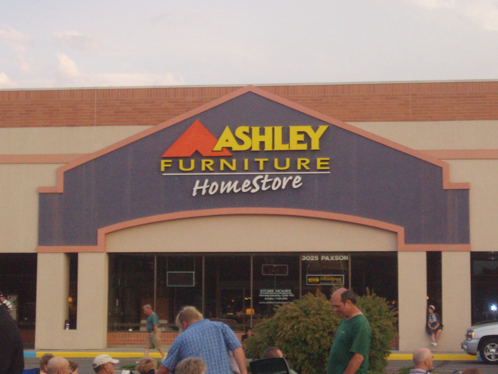 ... Ashley Furniture   Southgate Mall | By Ky24941