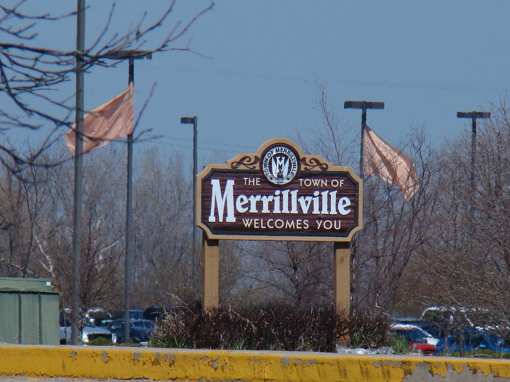 city of merrillville indiana