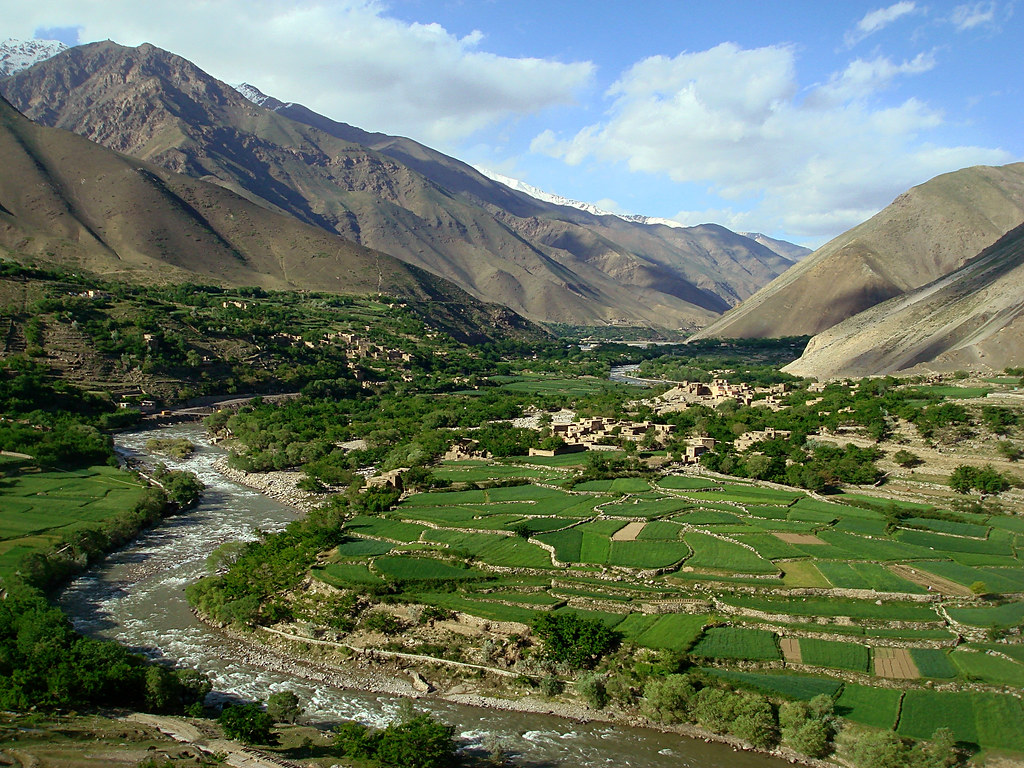 Panjshir Gorge, Afghanistan: geography, strategic importance