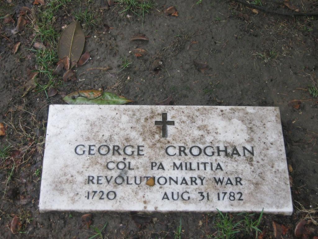 George Croghan | by kwatson0013 George Croghan | by kwatson0013