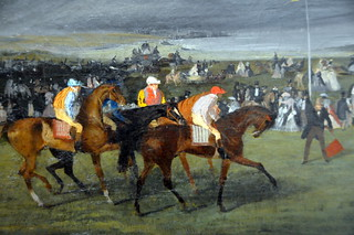 Edgar Degas - At the Races: The Start at Harvard Art Museum Cambridge MA | by mbell1975