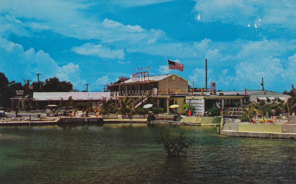 The Gill Motel - Key West, Florida