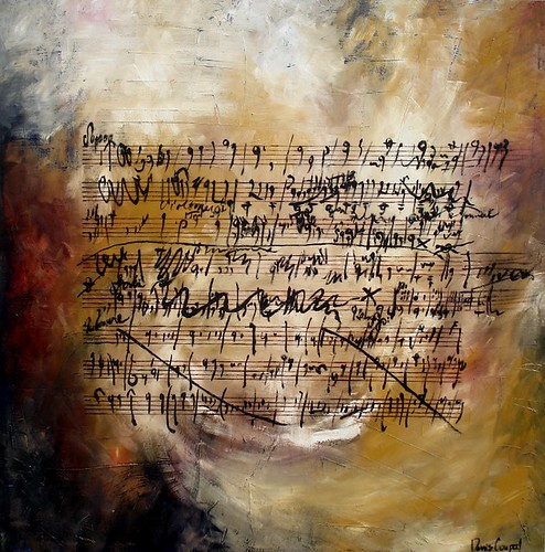 Manuscript 1: Beethoven's 5th | by Denis Coupal