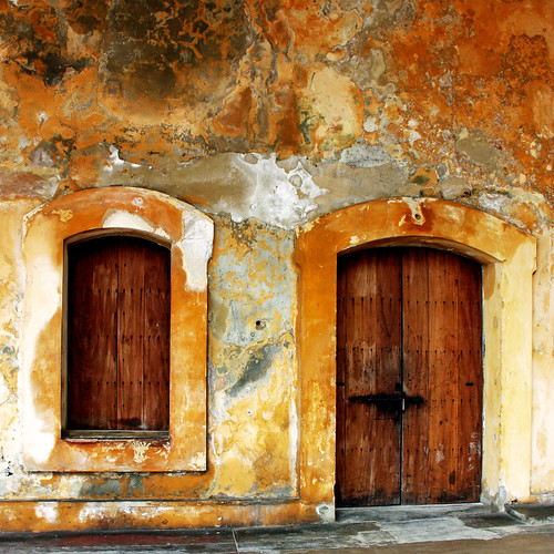 door and  window from  San Juan de Puerto Rico | by Zé Eduardo...