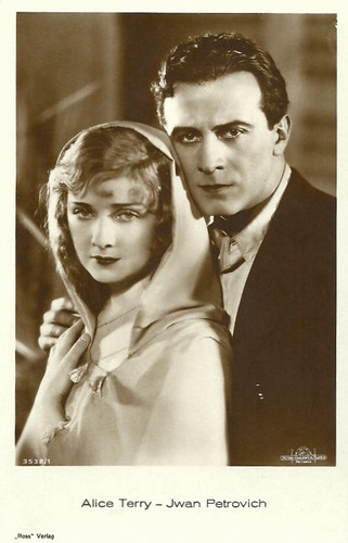 Ivan Petrovich and Alice Terry