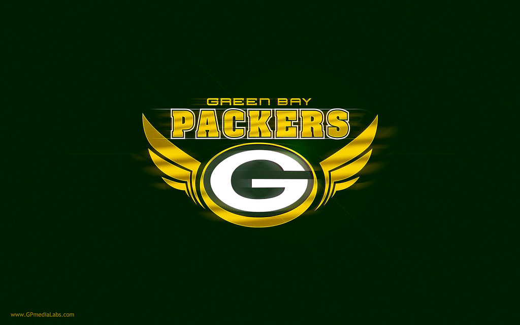 Green bay packers wallpaper g logo with wings green bay flickr green bay packers wallpaper g logo with wings by gp media labs voltagebd Image collections