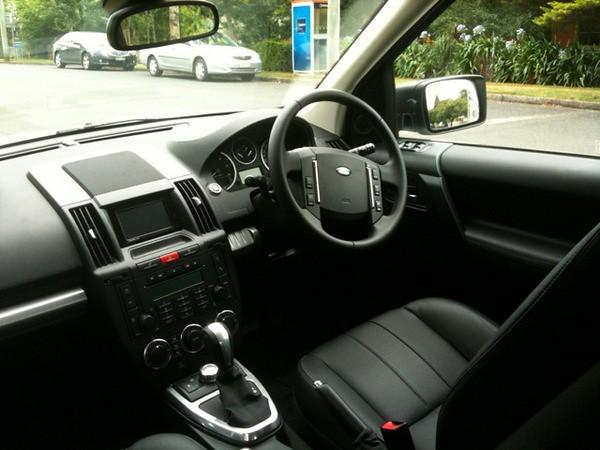 2011 Land Rover Freelander 2 TD4 | Freelander 2 TD4 XS inter… | Flickr