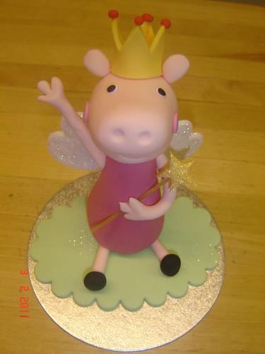 Peppa Pig Cake Pan Uk