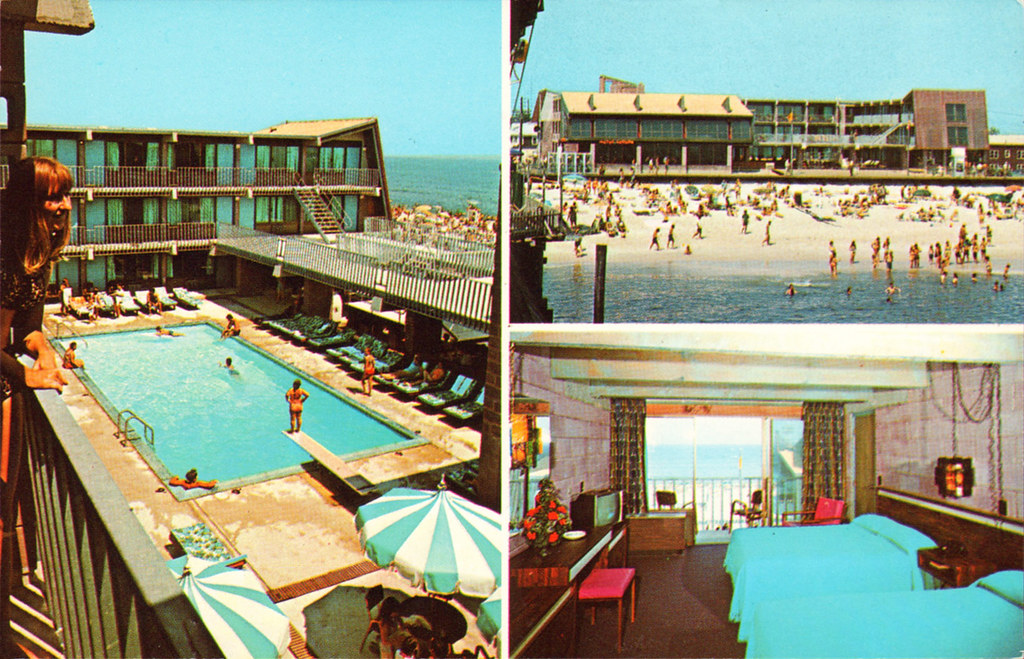 The Aztec Motel - Seaside Heights, New Jersey