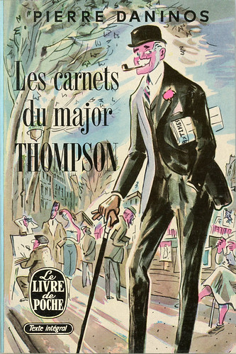 Livre de Poche 554 - Pierre Daninos - Les carnets du major Thompson | by swallace99