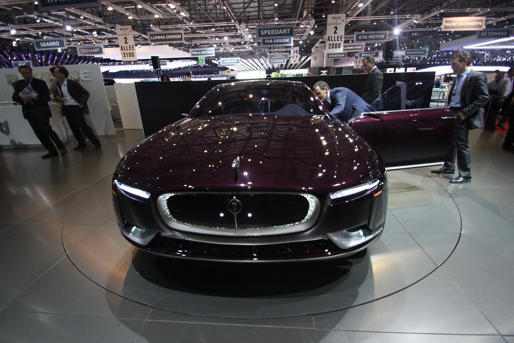 Bertone B99 Jaguar Concept Salon De Genve 2011 Bertone B Flickr