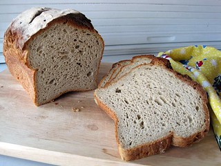 Sandwich Bread w/Sourdough Starter | by Simply Sugar & Gluten-Free