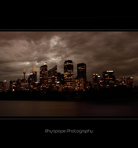 Sydney City Lights | by rhyspope