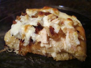 White chicken pizza | by jmackinnell