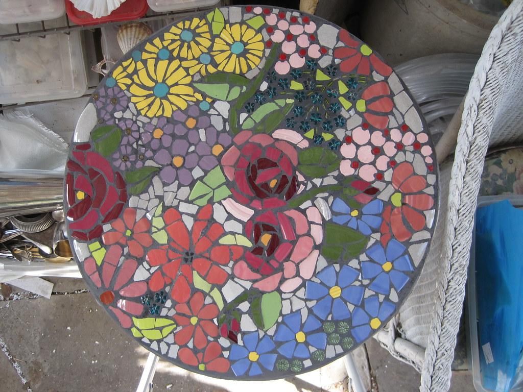 Mosaic Table Top | By Freddasusan75069 Mosaic Table Top | By  Freddasusan75069