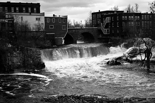 Waterfall - Middlebury, VT - 2011, Mar - 01.jpg | by sebastien.barre