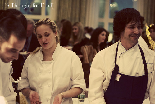 Ken Oringer and Co at Cooking for a Cause | by myfoodthoughts