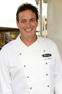 Chef @PeterMerriman at #MauiAgFest | by Slow Food Maui