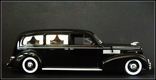 Cadillac La Salle hearse 1/43rd scale by Ixo | by Ledlon89