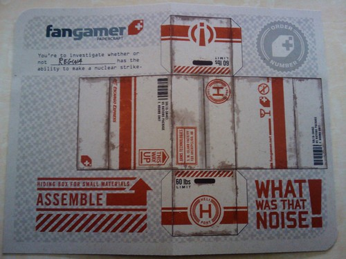 Love @Fangamer's little extras, like their order slips. | by brinstar