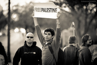 Palestinian Protest | by Arman Jones