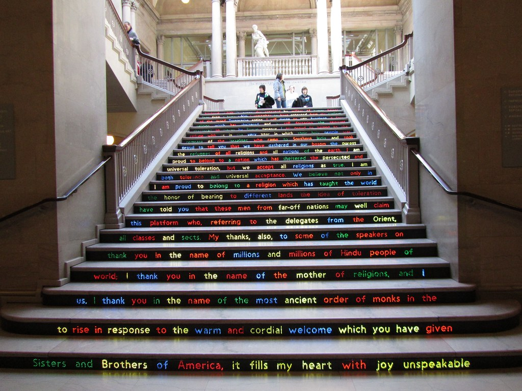Stair Art | By Crispyteriyaki Stair Art | By Crispyteriyaki