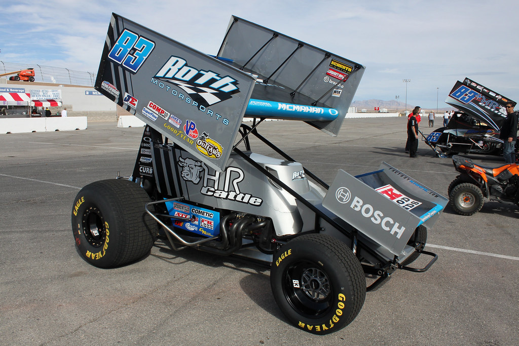 Paul Mcmahan Woo Sprint Car Las Vegas Nv Paul Mcmahan Flickr
