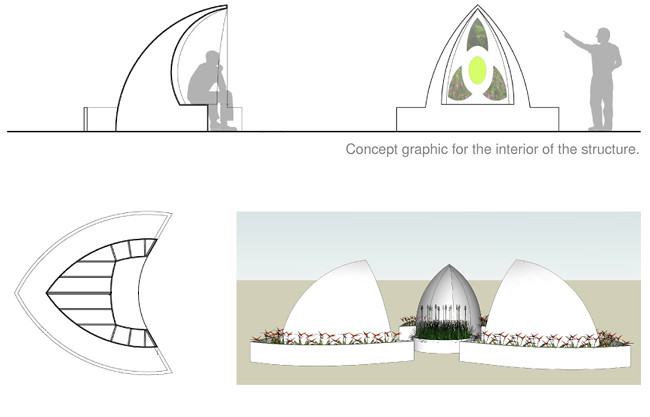 Econnect lotus flower structure schematic design flickr econnect lotus flower structure schematic design by ecohaven project mightylinksfo