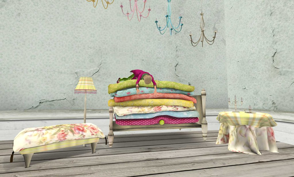 princess and the pea bed. Little Boxes Princess And The Pea Bed | By ··· TORLEY