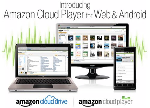 amazon cloud player announcement | by veesees